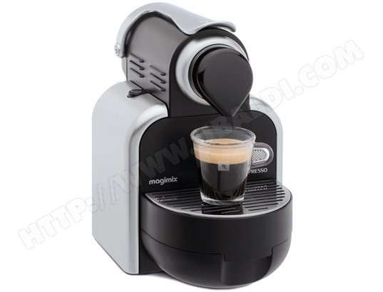 Nespresso MAGIMIX 11279 M100 automatic argent