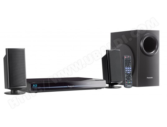 Ensemble home cin�ma Blu-ray PANASONIC SC-BT222EG-K