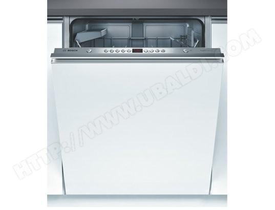 Un grand lave-vaisselle intégrable Bosh