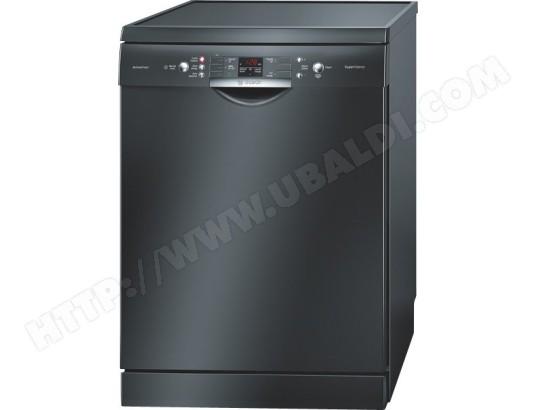 Un Lave vaisselle 60 cm BOSCH SMS53M56FF