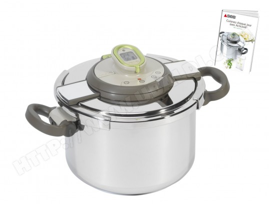 Cocotte minute SEB P4300706 Acticook 6L
