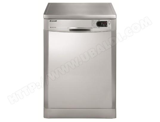Lave vaisselle 60 cm BRANDT DFH1042X