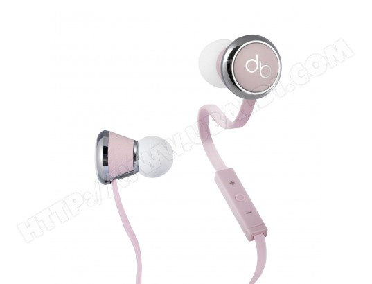 Ecouteurs MONSTER CABLE DiddyBeats Rose