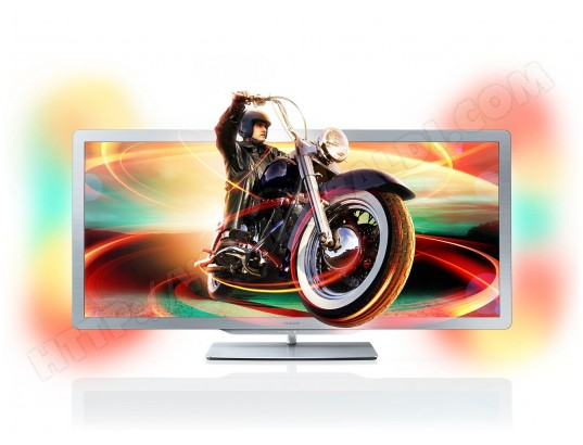 Tlviseur LED 127 cm Full HD 3D PHILIPS 50PFL7956H