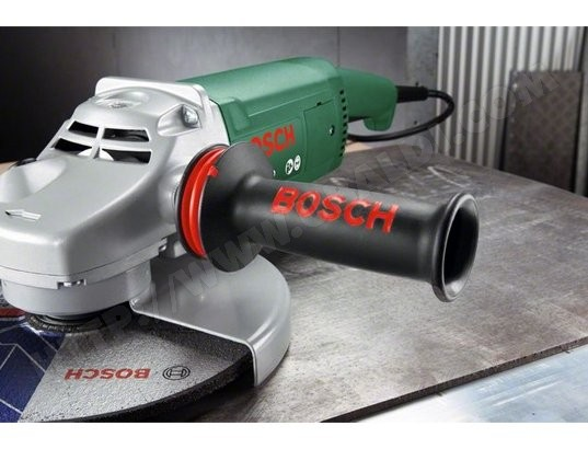 une meuleuse Bosch
