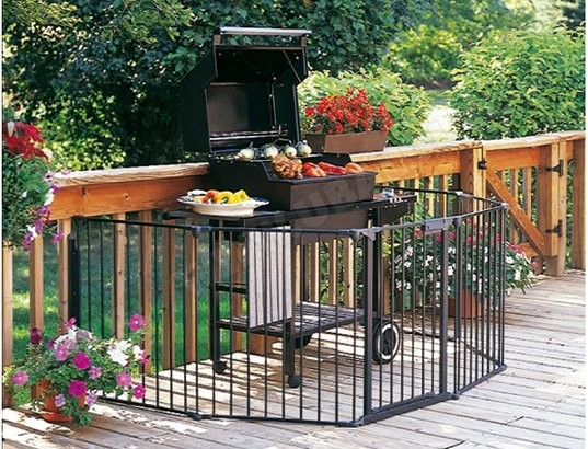 Barriere pour poele a bois - Barriere securite poele ...