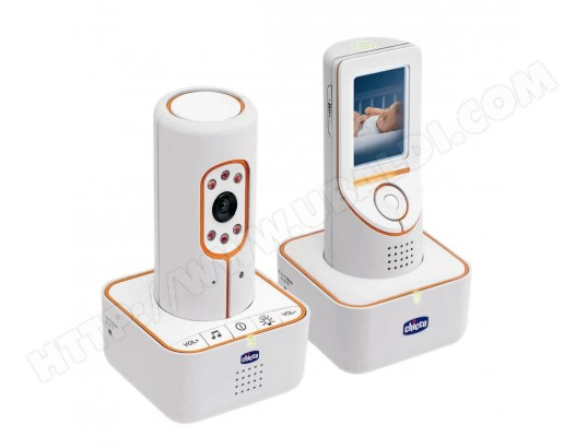 Ecoute b�b� vid�o CHICCO Baby Control Video Digital Plus