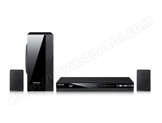 Ensemble home cin�ma Blu-ray SAMSUNG HT-E4200