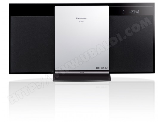 Micro chane hifi PANASONIC SC-HC27EF-S