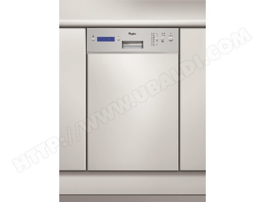 Lave vaisselle integrable 45 cm WHIRLPOOL ADG910SL