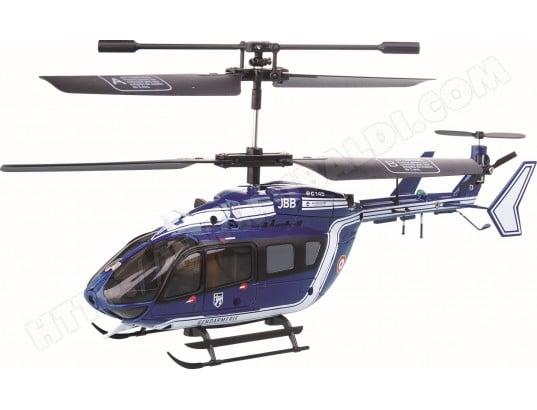 Hélicoptère radiocommandé MODELCO Eurocopter Gendarmerie Ec 145