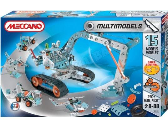 Jeu de construction MECCANO 15 Modeles