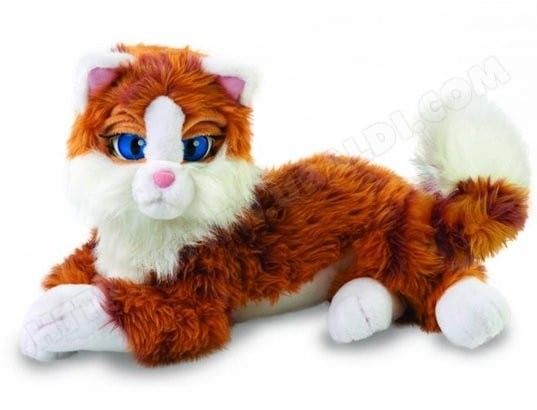 Peluche interactive EMOTION PETS Mon Chat Cherry