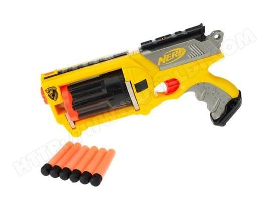 Pistolet lance-fléchettes NERF Maverick