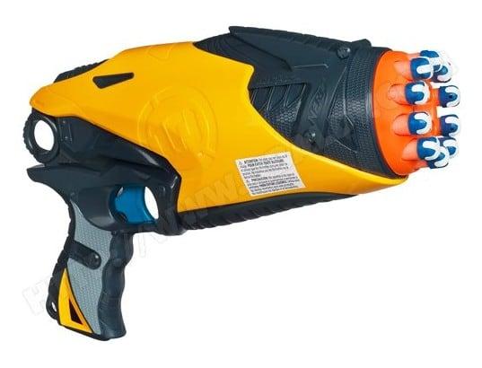 Pistolet lance-fléchettes NERF Dart Tag Speed Swarm