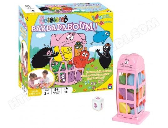 Jeu de société DUJARDIN Barbadaboum !