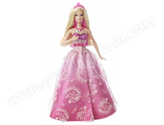 poupées barbie princesses