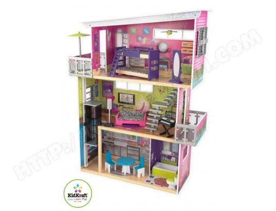 Maison de poupée KIDKRAFT Ma Maison Moderne