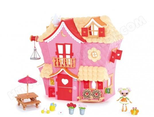 Maison de poupée MINI LALALOOPSY Maison Merveilleuse