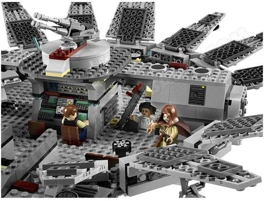 Vaisseau star wars lego pas cher vente vaisseaux jouet for Interieur vaisseau star wars