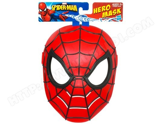 Masque Spider-Man HASBRO