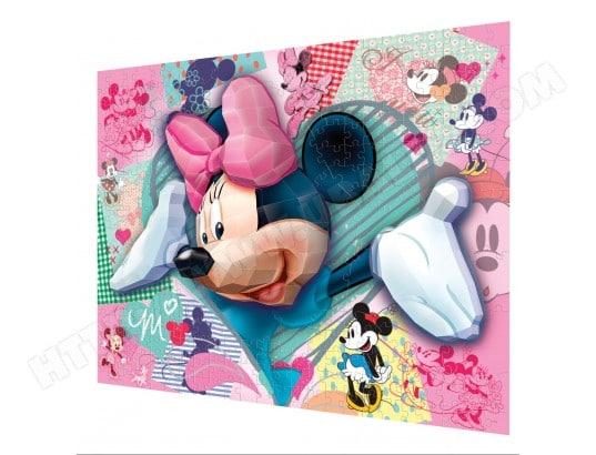 Puzzle 3D MEGA BLOKS Puzzle 3D Minnie Niv 2