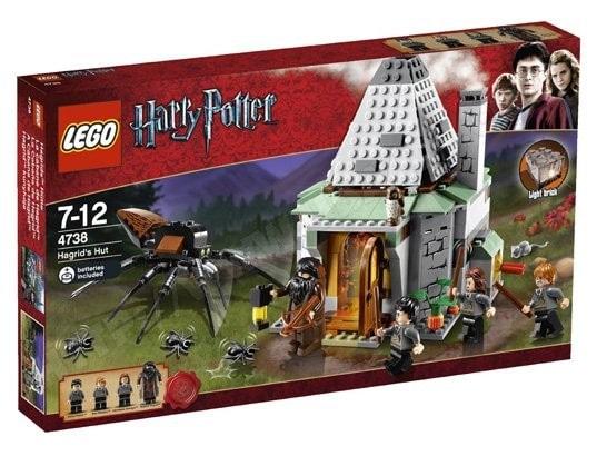 La Cabane de Hagrid LEGO Harry Potter