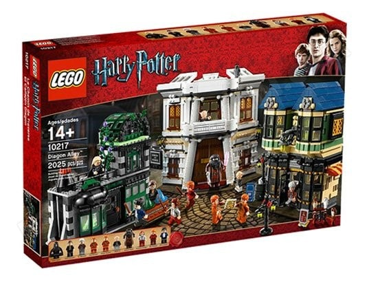 Jeu de construction LEGO Harry Potter - Le Chemin de Traverse