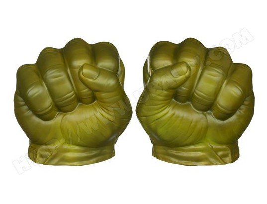 Gants HASBRO 2 Poings De Hulk
