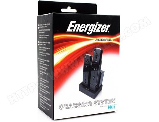 chargeur accessoires WII