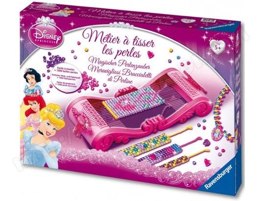 Métier tisser perles Disney Princesse