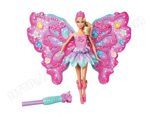Poupée Barbie MATTEL Fee Magique