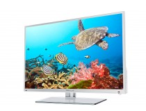 Tlviseur LED 99 cm Full HD THOMSON 39FU5253W Blanc