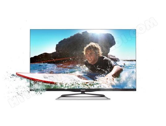 Une télévision en 3D de 119 cm