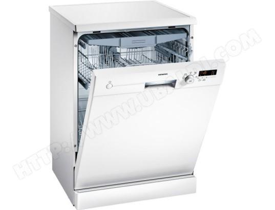 Un lave-vaisselle de marque Siemens