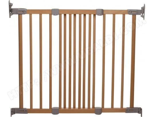 Une barrière pour des enfants en parfaite sécurité