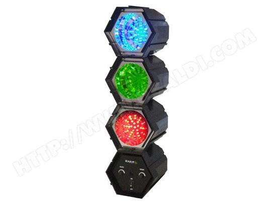 séquenceur lumières
