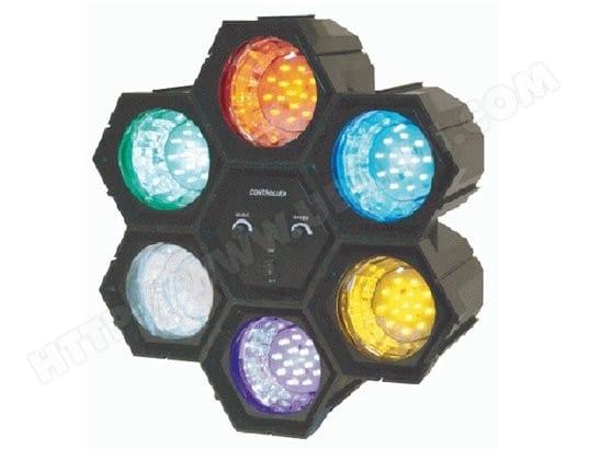 un séquenceur de lumière Ibiza