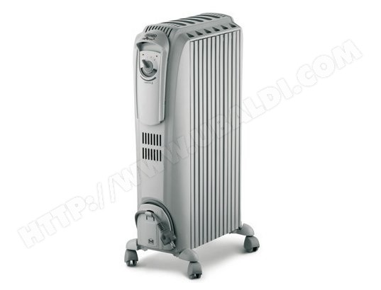 Radiateur bain d'huile DELONGHI TRD0615