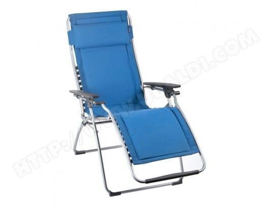 Lafuma fauteuil relax futura airshell 3d mesh batyline®